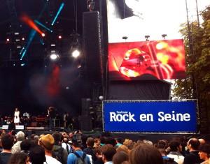 Rock En Seine 2012 : Get Well Soon
