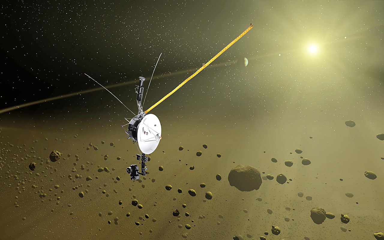 voyager 1 pic of mars - photo #46